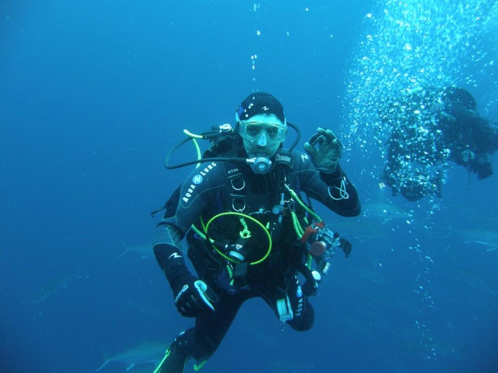 Our good friend Alex the dive master